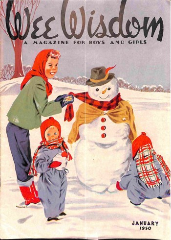 Wee Wisdom, January 1950