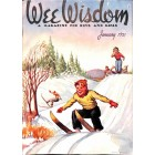 Cover Print of Wee Wisdom, January 1951