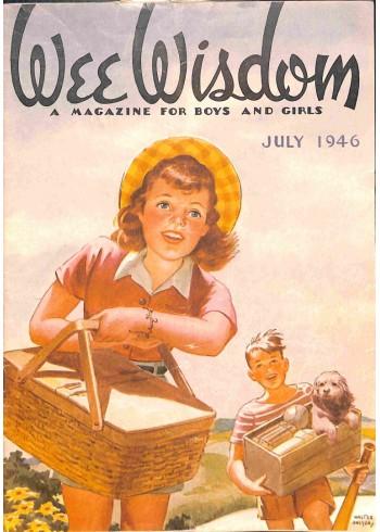 Wee Wisdom, July 1946