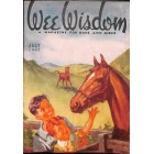 Cover Print of Wee Wisdom, July 1947