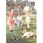 Wee Wisdom, July 1952