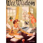 Wee Wisdom, March 1952