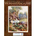 Womans Magazine, August, 1920. Poster Print.
