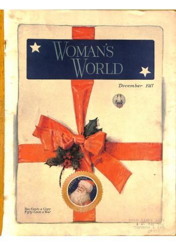 Womans World, December 1917