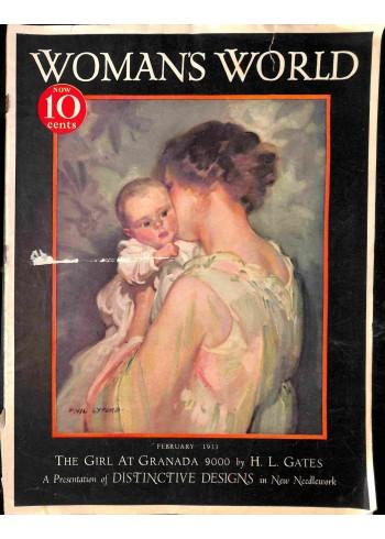 Womans World, February 1933