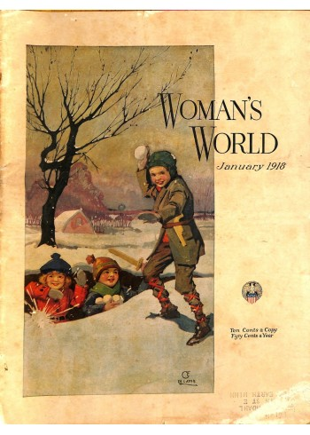 Womans World, January 1918