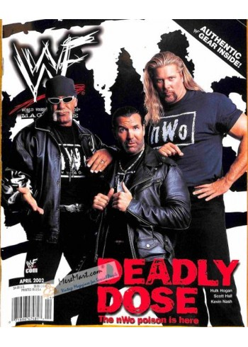 World Wrestling Entertainment, April 2002