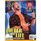 Cover Print of World Wrestling Entertainment, August 2002