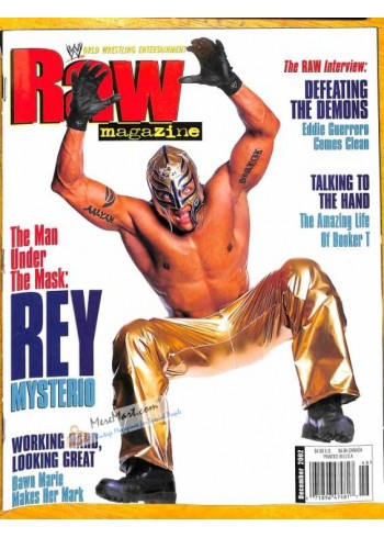 World Wrestling Entertainment, December 2002