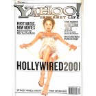 Cover Print of Yahoo! Internet Life, April 2001