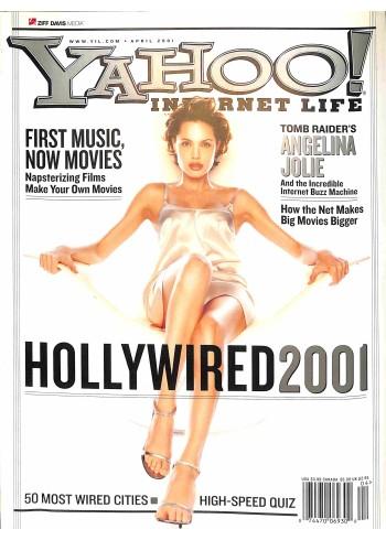 Yahoo! Internet Life, April 2001