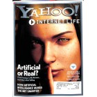 Cover Print of Yahoo! Internet Life, August 2001