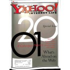 Cover Print of Yahoo! Internet Life, December 2000