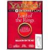 Cover Print of Yahoo! Internet Life, December 2001