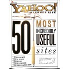 Cover Print of Yahoo! Internet Life, July 2000