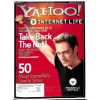 Yahoo! Internet Life, July 2001