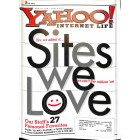 Cover Print of Yahoo! Internet Life, March 2001