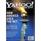 Cover Print of Yahoo! Internet Life, September 2000