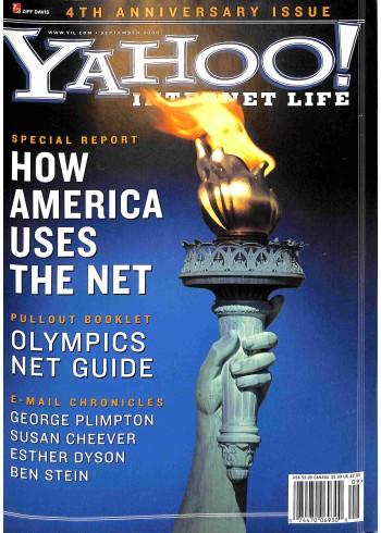 Yahoo! Internet Life, September 2000