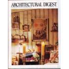 Architectural Digest, November 1985