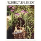 Architectural Digest, April 1986