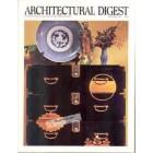 Architectural Digest, September 1986