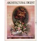 Architectural Digest, August 1987