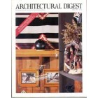 Architectural Digest, April 1989