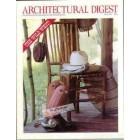 Architectural Digest, June 1992
