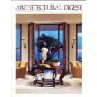 Architectural Digest, August 1992