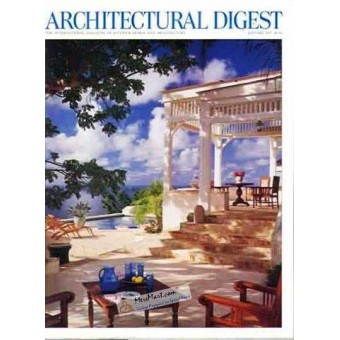 Architectural Digest Magazine, January 1997