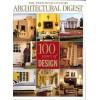 Architectural Digest, April 1999