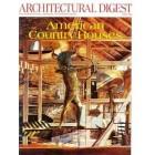 Architectural Digest, June 2001