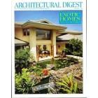 Architectural Digest, August 2001
