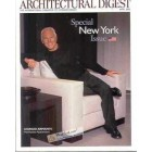 Architectural Digest, April 2002