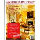 Architectural Digest, September 2005