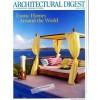 Architectural Digest Magazine, August 2007