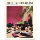 Architectural Digest, November 1980