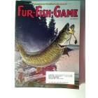 Fur Fish Game, April 2009