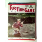 Fur Fish Game Magazine, April 1946
