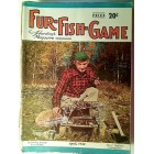 Fur Fish Game Magazine, April 1952