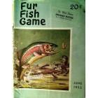 Fur Fish Game, June 1953
