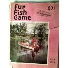 Fur Fish Game, July 1953