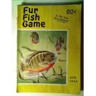 Fur Fish Game, August 1953