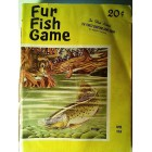 Fur Fish Game Magazine, April 1954