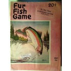 Fur Fish Game, August 1954