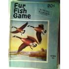 Fur Fish Game, September 1954