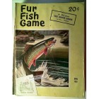 Fur Fish Game Magazine, April 1955
