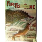 Fur Fish Game Magazine, April 1961