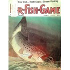 Fur Fish Game Magazine, April 1977